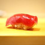 鮨 あらい - 血合いぎし(塩釜)