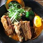 奥芝商店 - 【4月マンスリー】ほろほろ牛バラ肉のトマト煮カリー