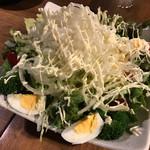 やきとん すずき - サラダ