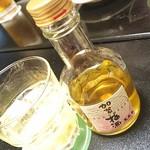たちばな四季亭 - 加賀梅酒♪                             有名だというだけあって、美味しかったです♪