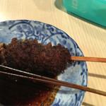 Tompachi - 味噌串かつ
