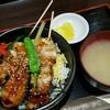 炎 - 料理写真:やきとり丼 637円