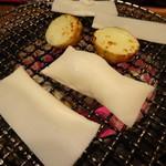 和火一 - お吸い物のお餅