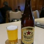 TOYO - 瓶ビールはサッポロラガー
