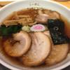 ななふく - 料理写真:チャーシュー麺  ロースとバラ ハーフ