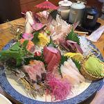 博多 魚一番 - 刺身盛り 四季