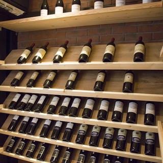 イタリアのワインを楽しんで!