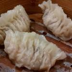 横浜大飯店 - ふかひれ蒸し餃子
