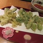 64783536 - 「春野菜の天ぷら」