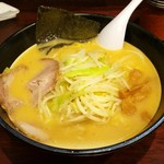 ラーメンおやじ - おやじ麺 800円
