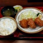 とんかつ家族 - 料理写真:スペシャルランチ(918円)