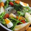 旬のお野菜のアンチョビディップ