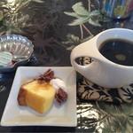 ミューズキッチン - ランチのドリンク&ケーキ