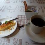 NANOHANA - プリンとコーヒー