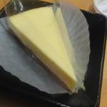 スシロー - チーズケーキ