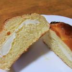 タク タク - ミルククリームパン
