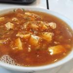 64788788 - 麻婆麺510円スープ多めこれが本当に美味しかった