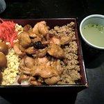 串粋 八重洲店 - 串粋 @八重洲 鶏重 800円