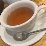 村のピザ屋 カンパーニャ - 紅茶