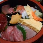 大浜丸 魚力 - 海鮮丼
