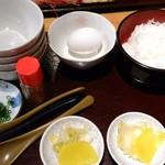 大浜丸 魚力 - 雑炊セット
