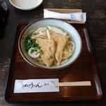 さぬきうどん讚州 - 料理写真:きつねうどん、旨い!!