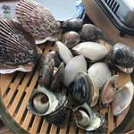 漁師料理 かなや - 貝焼きセットA×2