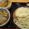 久兵衛屋 - 料理写真:つけ汁うどんランチ・肉