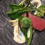 喜右エ門 - (2017-4-1)  米沢牛のもも肉