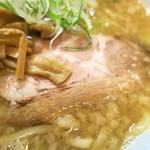 魂麺  - チャーシュー