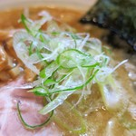 魂麺  - 刻みねぎ