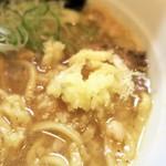 魂麺  - ニンニク投下~♪