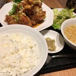 64794720 - 油淋鶏1000円税込