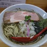 64795956 - 煮干ラーメンヤバニボ