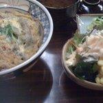 6480449 - 柳川丼(850円)