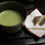 村上 - 万葉と抹茶