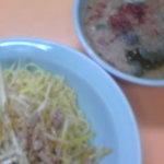 ニューラーメンショップ  - ネギつけ麺