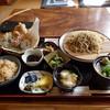 そば処 三日月 - 料理写真:お楽しみ定食