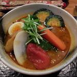 奥芝商店 - 野菜スープカレー