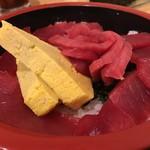 寿司・割烹・地魚料理 英 - 鉄火丼