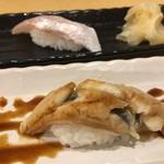 寿司・割烹・地魚料理 英 - 穴子と春子