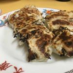 中華料理 末廣亭 - 焼餃子