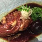 和の料理 ふじ - キンキの煮付け  美味すぎる!