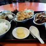 太平楽 - 中華定食