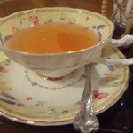 紅茶浪漫館シマ乃 - 季節のフレーバーティ、春:さくら