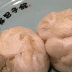 曹家包子館 - 椎茸豚肉包
