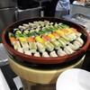 ごちそうさま - 料理写真:野菜寿司