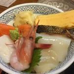 64812183 - 170227月 東京 北海道料理ユック大崎店 海鮮丼
