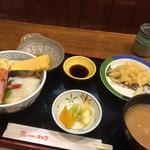 64812186 - 170227月 東京 北海道料理ユック大崎店 海鮮丼890円税込