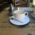 珈琲 庵 - 苦味と酸味のバランスの良いブレンドコーヒー